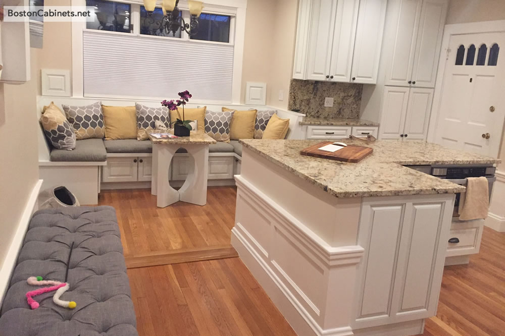 Cubitac Kitchen Cabinets in Swampscott, MA