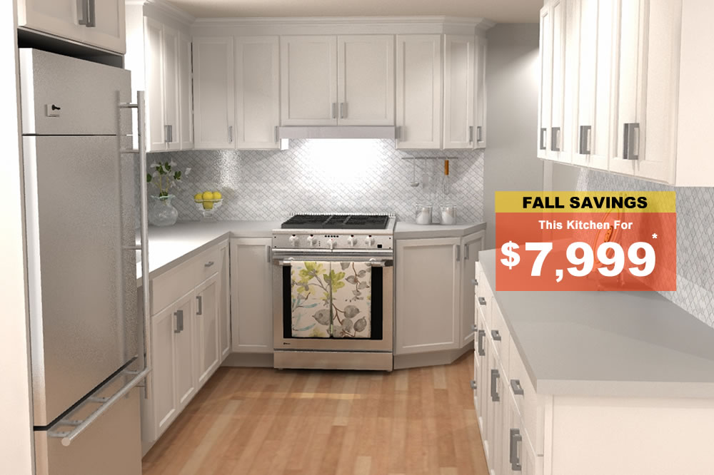 Exceptionnel Boston Cabinets Kitchen Renovation Special ...